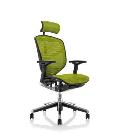 Enjoy headrest green