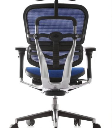 Ergohuman chair rear