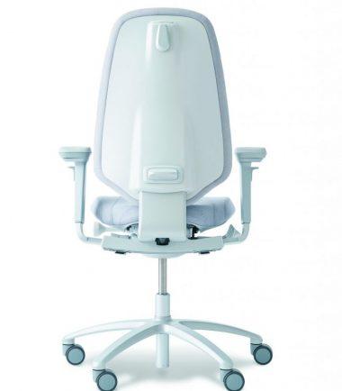 grey chair rear