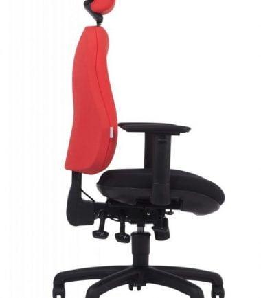 Red Zenfit chair