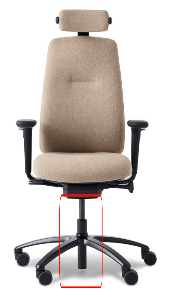 chair height