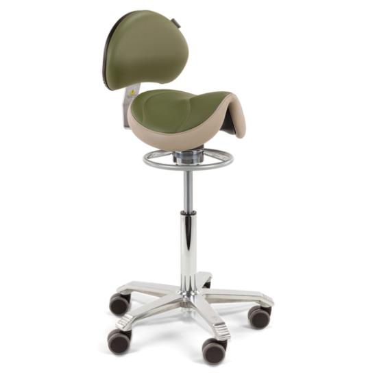 stool and backrest